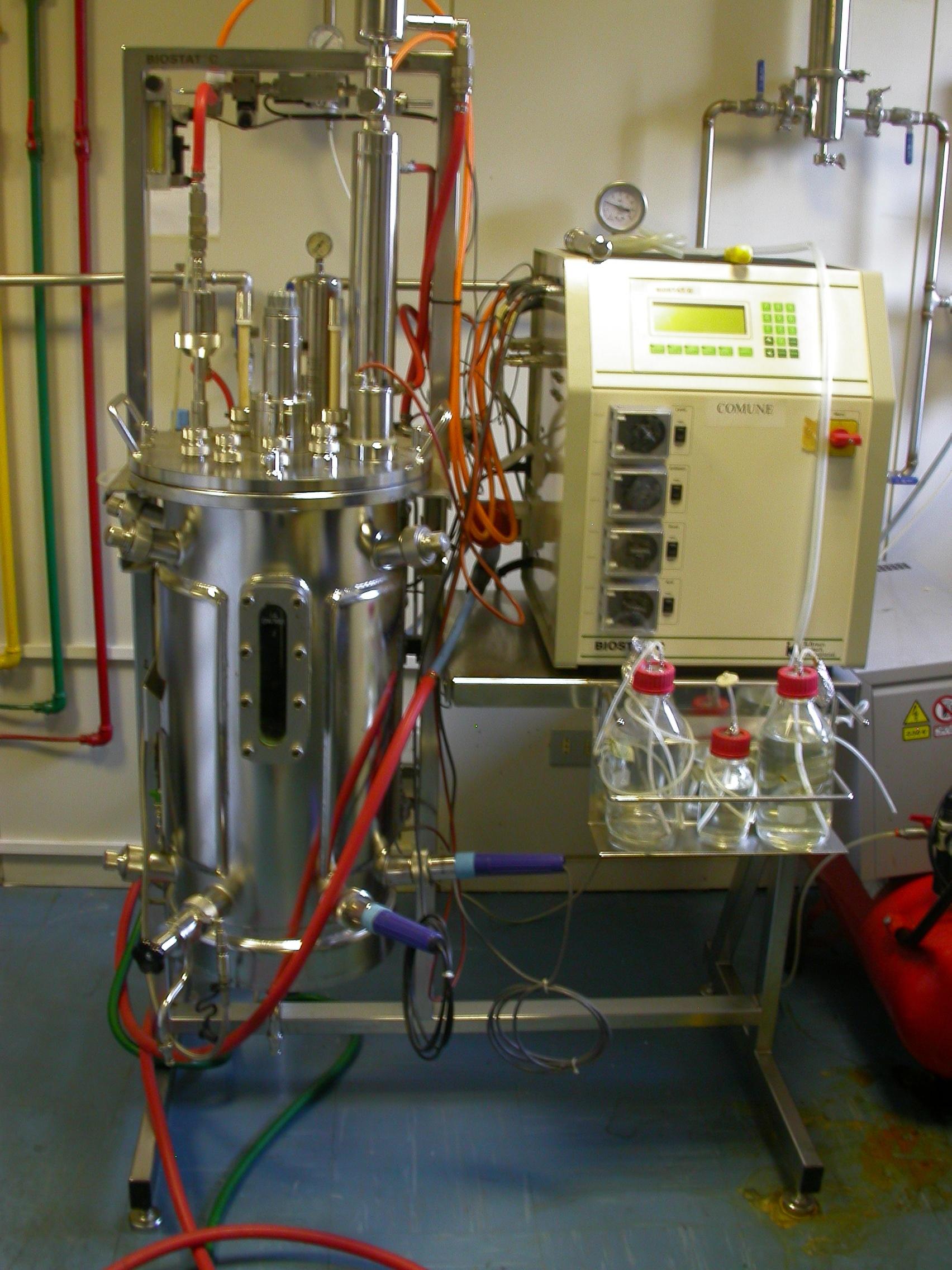 impianti di fermentazione