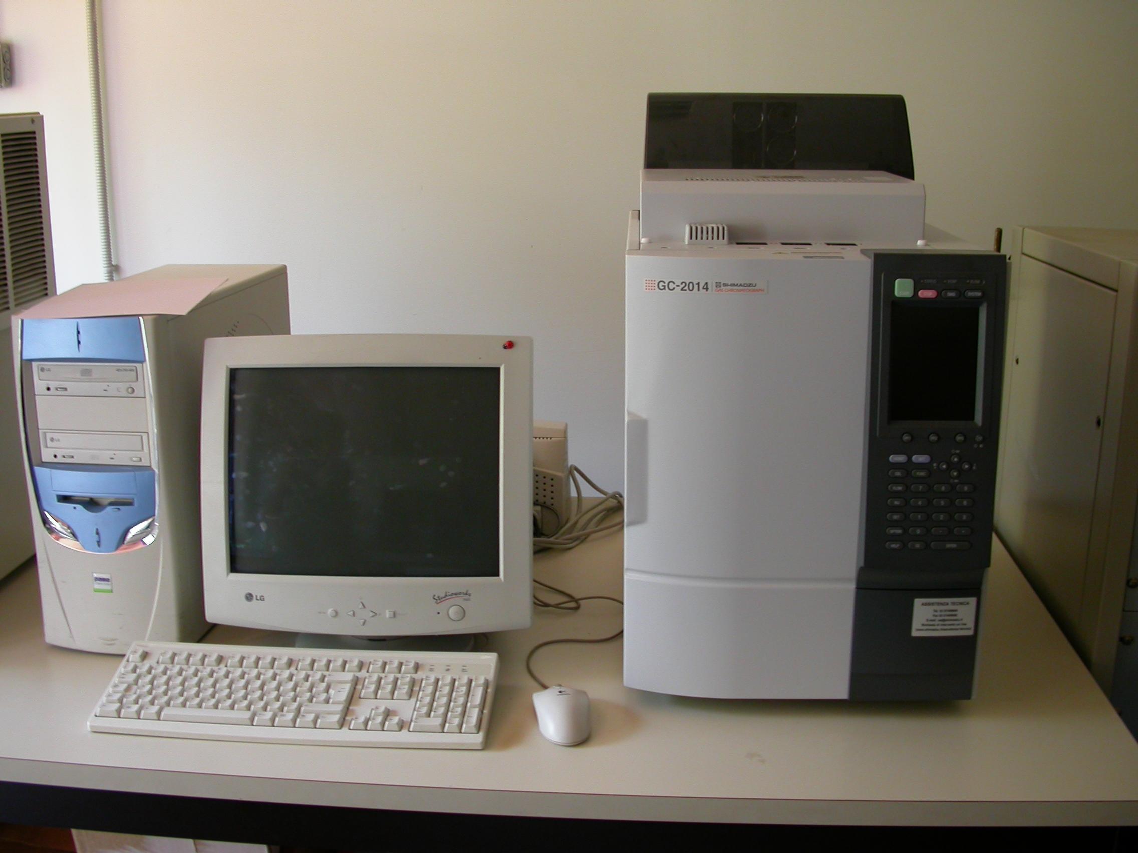 Gas-Cromatografo
