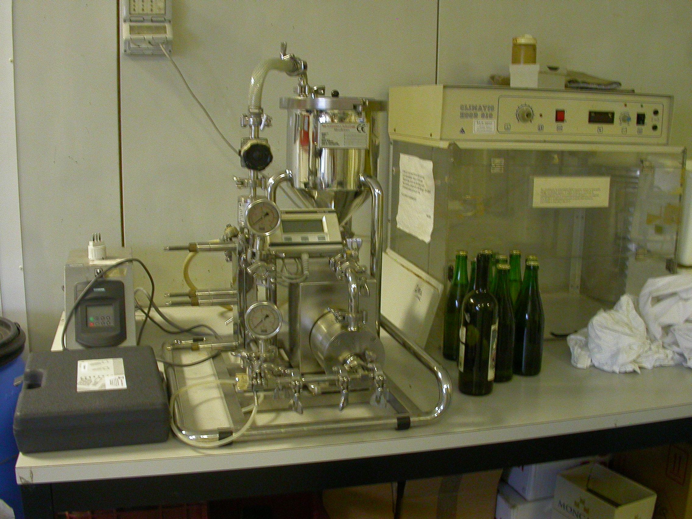 Micro- Ultra Ultrafiltratore*