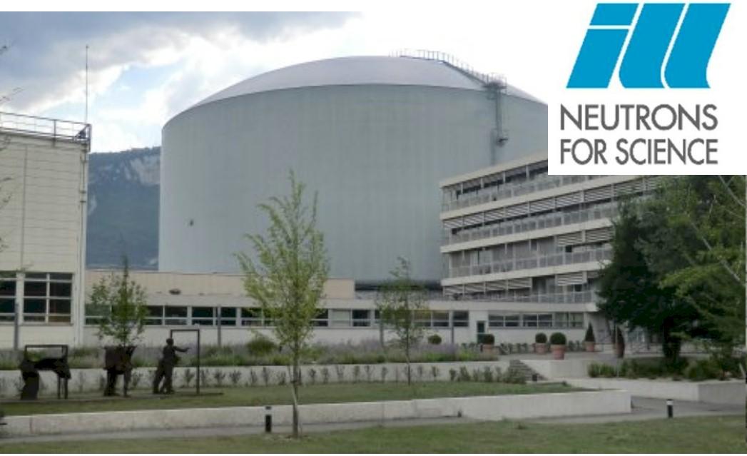Il reattore nucleare dell'Institut Laue-Langevin, Grenoble (F)